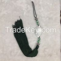 tassels with shell