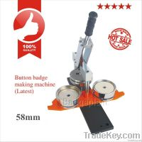 pin badge making machine, button making machine