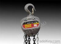 Big capacity 0.5~20Ton HSZ-KII Type manual hand chain hoist