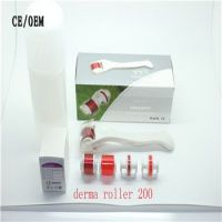 2014 The professional wrinkle removal/acne removal/whitening skin derma roller