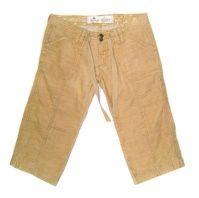 Girls Woven Short Pant