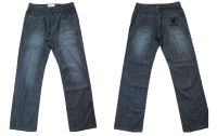 Mens Denim With Embroidery