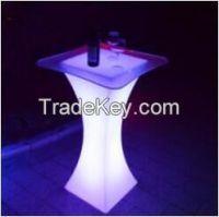 LED Acrylic Tables