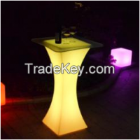 LED Acrylic Tables