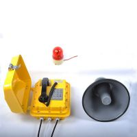 China manufactuere explosionproof telephone