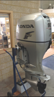 Honda 90hp outboard engine