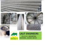 Filter Cage , Filter Bag , Venturies for filter bah house