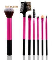 7pcs latest makeup brush