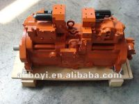 Hydraulic piston pump for Kobelco excavator SK200-6E, SK210-6E, SK230-6E