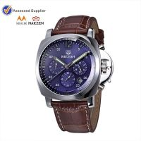 High-Level Glossy Finish Case Gift Watches, Watch Top Brand with Protective Crown Cap Style