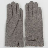 Ladies new style fashion winter woolen gloves from China