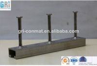 Hot rolled cast-in channel 50/30 300mm