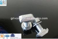Cast-in channel T bolt M8, M20, ~M30