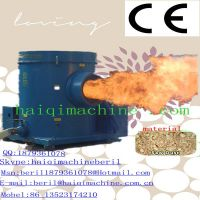 Haiqi high efficiency 4800000kcal biomass sawdust burner for boiler, dryer and other energy-needed equipments