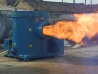 Haiqi high efficiency 4200000kcal biomass sawdust burner for boiler, dryer and other energy-needed equipments