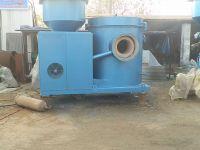Haiqi High thermal efficiency environmental friendly biomass sawdust burner for boiler