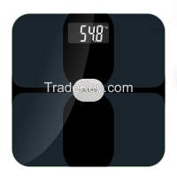 cheap hot sale bluetooth 4.0 weight scale for sale in china factory
