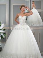 Transparent  Wedding Dress, Bridal Gown