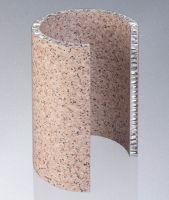 stone honeycomb panel