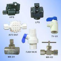 R.O. system control accessories