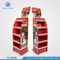 Plush Toy Cardboard Display Stand