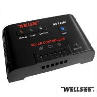 Factory supply WELLSEE WS-L4860 50A 48V solar street light controller