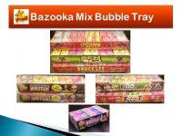 Bazooka Bubble Gum  Ball