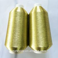MS TYPE NORMAL GOLD METALLIC EMBROIDERY THREAD POLYESTER YARN