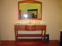chinese modern bathroom sink vanity cabinet with mirror