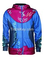 Sublimated Fashion Hoodies