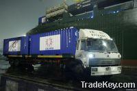 European shipping and air