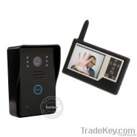 Digital wireless video door phone YB-359MA11