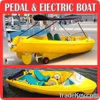 Electric / Pedal Boat for Sale