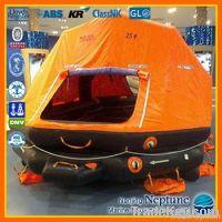 Marine Inflatable Life Raft, Self Inflating Life Raft for Sale