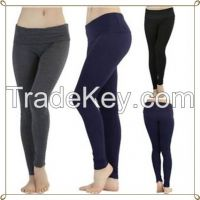 Women`s Leggings 95% Cotton 5% Spandex