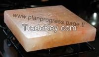 PINK HIMALAYAN SALT SLAB FOR COOKING