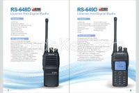 RS-649D dPMR446 Digital Radio
