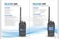 RS-619D DPMR Digital Radio