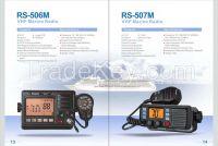RS-507M IP-67 VHF Fixed Marine Radio