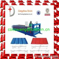 840&850 Double Layer Roll Forming Machine