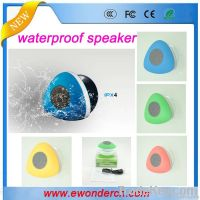 Sucker triangle Waterproof Bluetooth Speaker