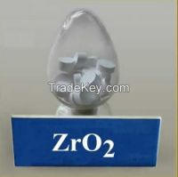 Zirconium dioxide(Chemical formula: ZrO2)