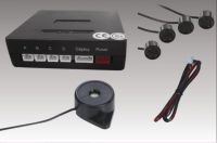 Universal Buzzer Car Parking Sensor System