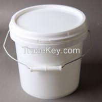 Plastic bucket, plastic pail