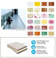 PVC Flooring - Rigid flooring - residential and commercial areas