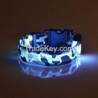 flashing light dog collar dog accessories