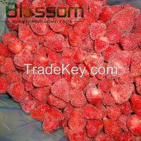 Export frozen fruit frozen strawberry IQF strawberry