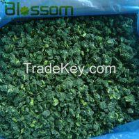Supply frozen vegetable