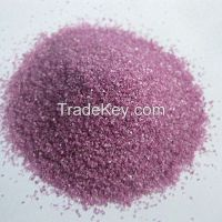 pink fused alumina for manufacture grinding wheel