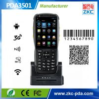 Handheld pda with Android OS barcode scanner courier pda (PDA3501)